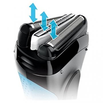 Braun Series 3 3040s Wet & Dry elektrischer Folienrasierer - 7
