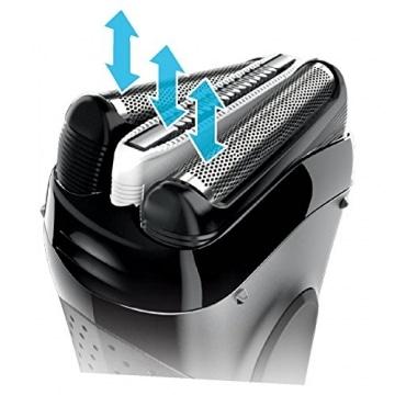 Braun Series 3 3090cc elektrischer Folienrasierer mit Reinigungs- und Ladestation - 5