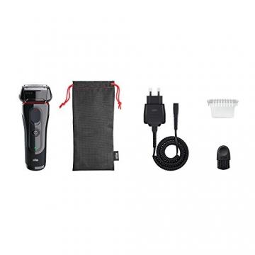 Braun Series 5 5030s Wet & Dry Elektrorasierer mit Präzisionstrimmer - 7