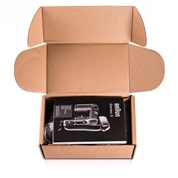 Braun Series 5 5090cc elektrischer Folienrasierer mit Reinigungsstation & frustfreier Verpackung - 4