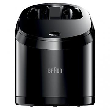 Braun Series 9 9090cc elektrischer Folienrasierer mit Reinigungsstation, Silber - 11
