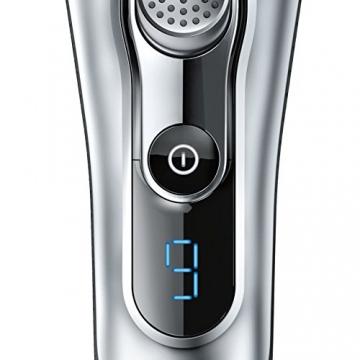 Braun Series 9 9090cc elektrischer Folienrasierer mit Reinigungsstation, Silber - 3