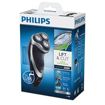 Philips PT739/18 PowerTouch Rasierer (Präzisionstrimmer) - 5