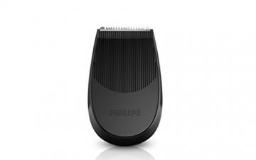 Philips S9090/43 Series 9000 Nass- und Trockenrasierer (Präzisionstrimmer, Gesichtsreinigungsbürste) - 7