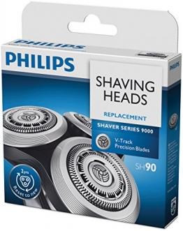 Philips SH90/50 Ersatzscherköpfe für Shaver Series 9000, 3 Scherköpfe - 1