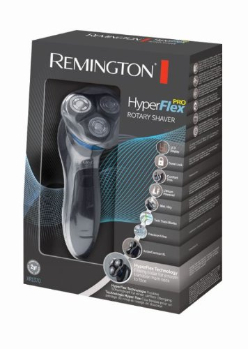 Remington XR1370 Rotations-Herrenrasierer mit Hyper-Flex-Technologie - 2