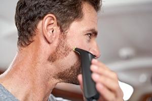 Philips OneBlade Pro QP6510/30, Trimmen, Stylen, Rasieren / Präzisionskamm für 12Längen - 2