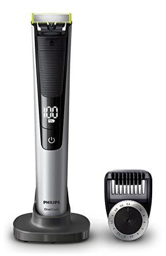 Philips OneBlade Pro QP6520/30, Trimmen, Stylen, Rasieren / Präzisionskamm für 14Längen - 1