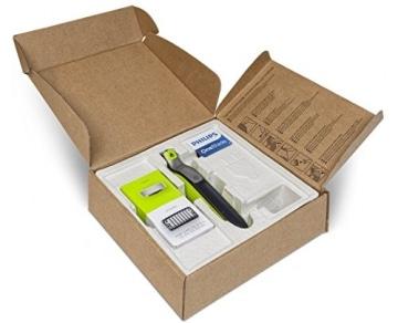 Philips OneBlade QP2530/30, Trimmen, Stylen, Rasieren / 4Trimmeraufsätze, 1 Ersatzklinge - 7
